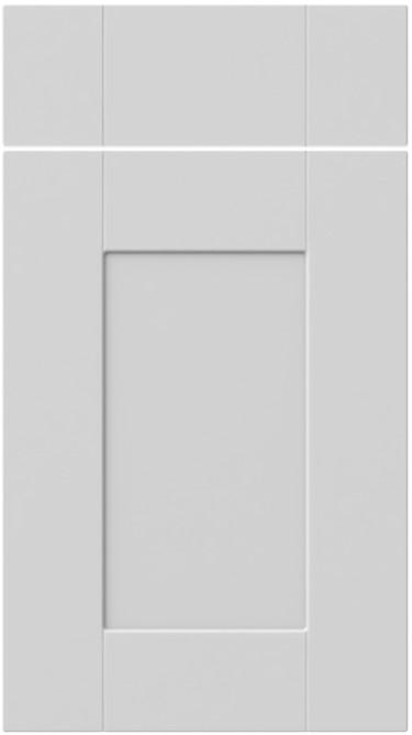 Maalattu mdf-ovi Heinä