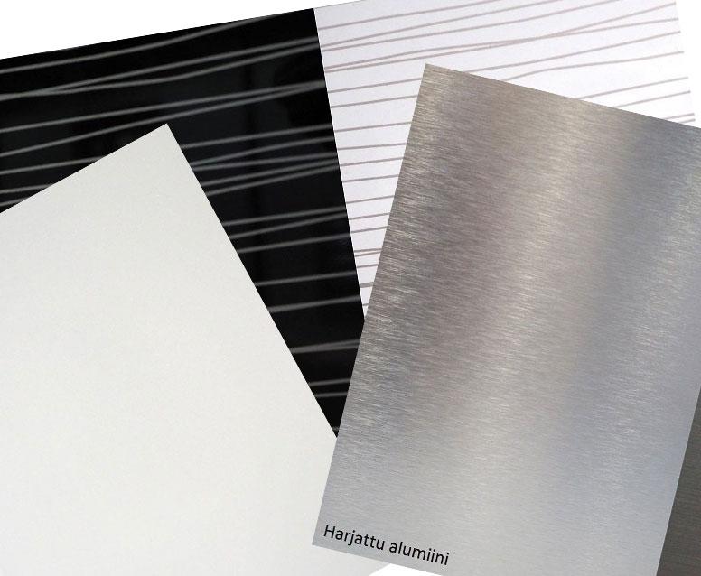 Alumiinilevyt