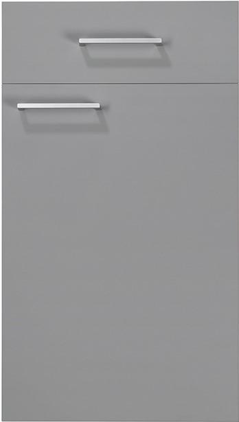 Fino harmaa matta mikrolaminaattiovi